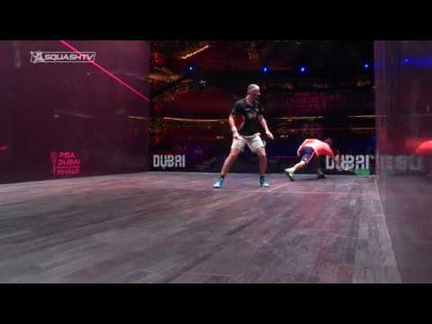 Squash tips: Utilise the sidewall!