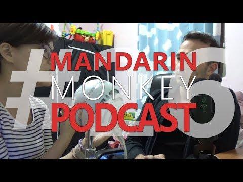 Mandarin Podcast #26 - Sick, Cooking & Dentists