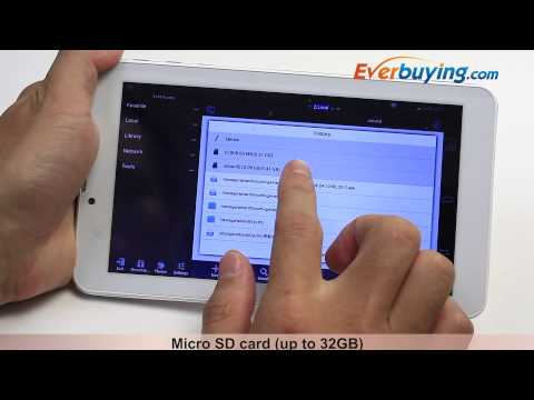 7 inch M727 Android 4.4 3G Phablet