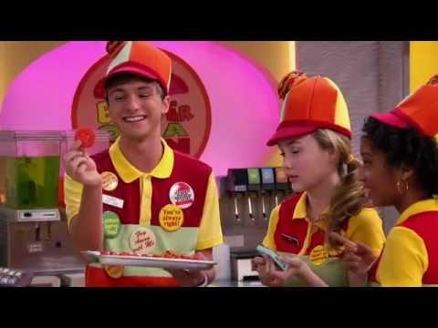 Marvin Marvin Burger on a Bun Promo (HD)