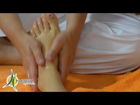 i benefici massaggi ai piedi - la tecnica contro l'insonnia!