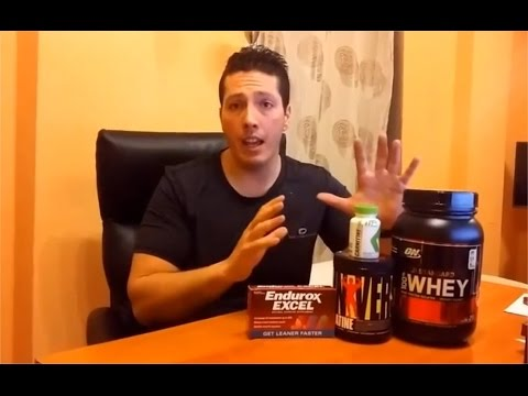 Review eVitamins – Ginseng-L Carnitine-ON Whey protein Isolate-Universal Creatine Monohydrate!!!