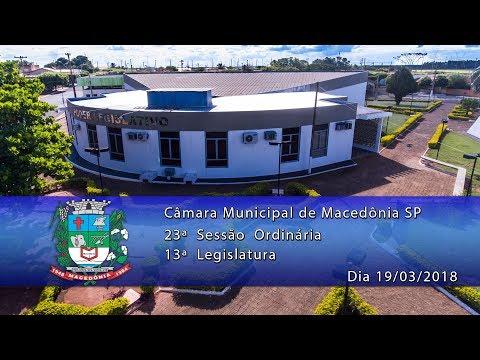 Câmara Municipal de Macedônia-SP