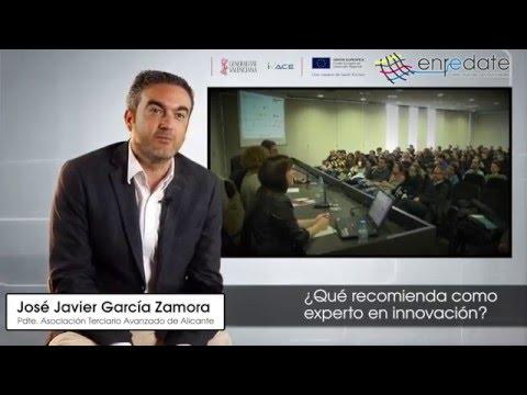 José Javier García en #EnredateElx 2015