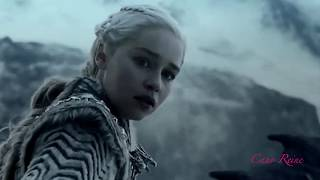Watch in HD ▻TV Show: Game of Thrones ▻Pairing: Jon Snow and Daenerys Targaryen ▻Song:Salvation I only own the edition...