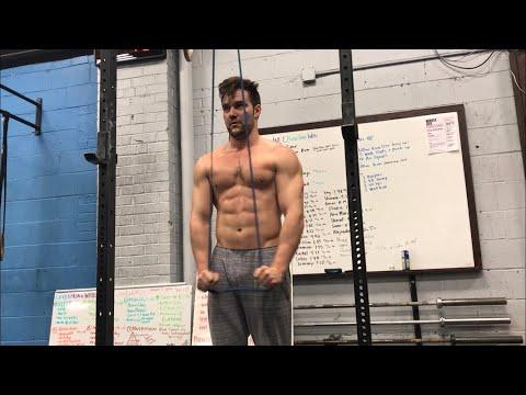 Squats, Oly, Conditioning, Pump - April 17, 2018