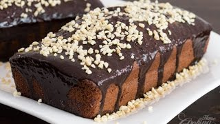 Chocolate Pound Cake Recipe by Home Cooking Adventure