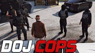 Dept. of Justice Cops #473 - The Bank Heist