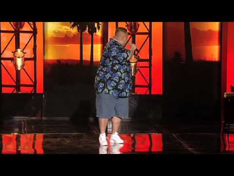 """Drunk People"" – Gabriel Iglesias- (From Hot & Fluffy comedy special)"