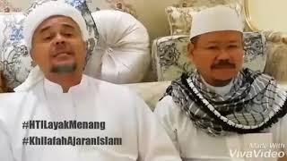 Video Dukungan Habib Rizieq kepada Hizbut Tahrir Indonesia MP3, 3GP, MP4, WEBM, AVI, FLV Mei 2018
