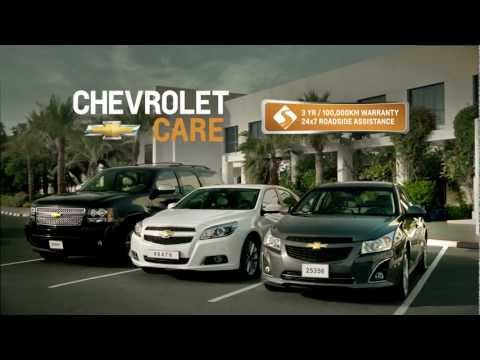 GM CHEVROLET CARE