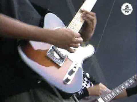 PANTEON ROCOCO  'Estrella Roja' live at Southside 08