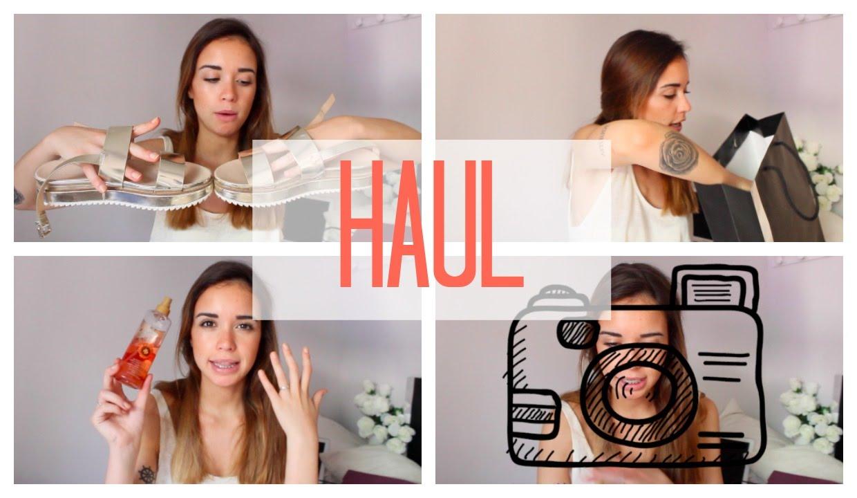 MINI HAUL + SORTEO INTERNACIONAL | Rebeca Terán