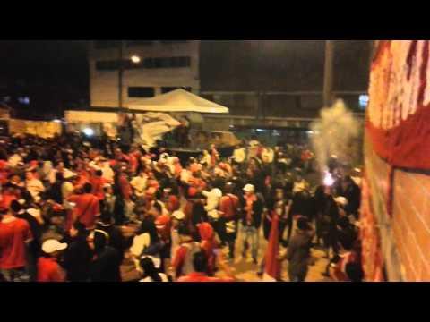 DISTURBIO ROJO BOGOTÁ. - Disturbio Rojo Bogotá - América de Cáli