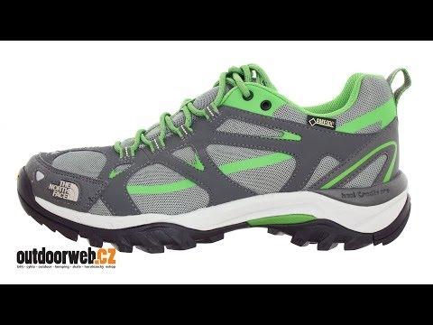 THE NORTH FACE Hedgehog GTX XCR® - pánská outdoorová obuv