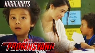 FPJ's Ang Probinsyano: Onyok's first day at school