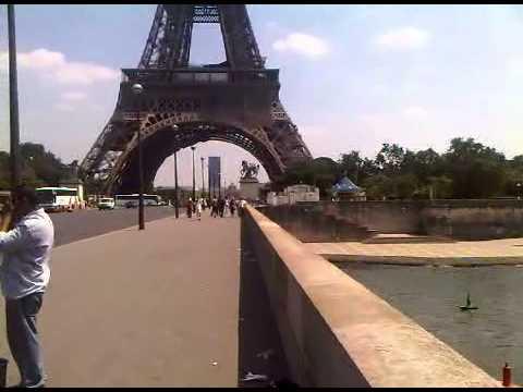 Pont d'Iéna Paris France