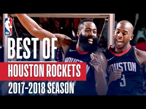 Best of Houston Rockets | 2017-2018 NBA Season