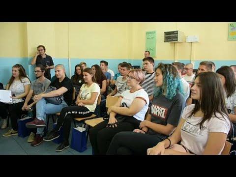 Βόρεια Μακεδονία: Η «έξοδος» των μορφωμένων νέων