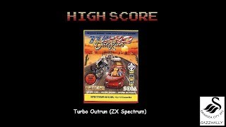 Turbo Outrun [Continues Allowed] (ZX Spectrum Emulated) by gazzhally