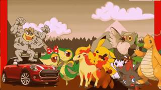 Nonton Get A Horse   A Mickey Snivy Cartoon   Pokemon Shorts   Disney Shorts  Film Subtitle Indonesia Streaming Movie Download