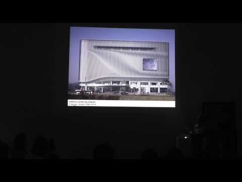 讲座— Ben van Berkel : Staedelschule Architecture Class (SAC)