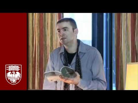 Ein Poetry Reading von Nikola Madzirov