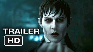 Dark Shadows   Official Trailer  1   Johnny Depp  Tim Burton Movie  2012  Hd
