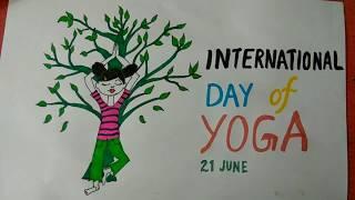 Music: www.bensound.comInternational Yoga Day celebrated on 21 June every year.
