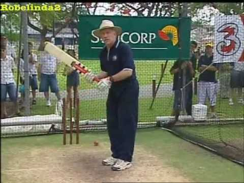 Bizarre run out