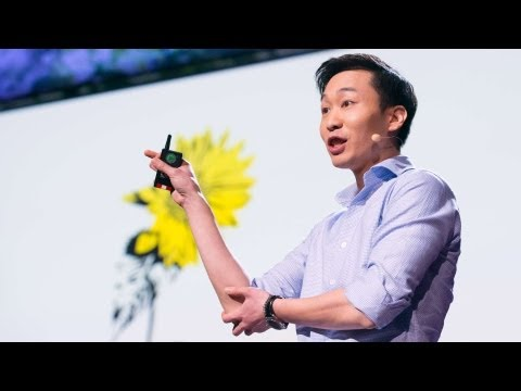 Design - Good design looks great, yes -- but why shouldn't it also feel great, smell great and sound great? Designer Jinsop Lee (a TED Talent Search winner) shares hi...