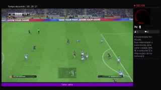 Gameplays de PES 2017 - Master League; Lives; Desafios; Torneios Online.