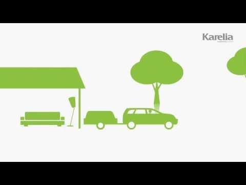 Паркетная доска Karelia, Экологичность паркета