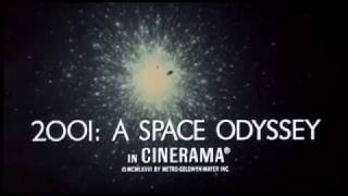 Nonton 2001  A Space Odyssey   Original Trailer  1 Film Subtitle Indonesia Streaming Movie Download