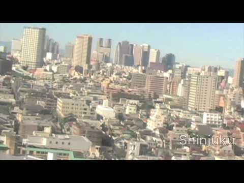 Video Tokyo Central Youth Hostelsta