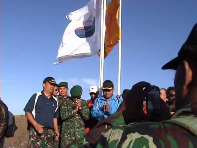 Peringatan-Perjuangan-Geopark-Batur-di-Puncak-Gunung-Batur-Bangli.html