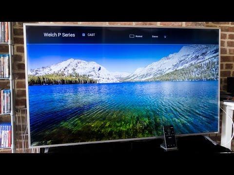 Vizio P-Series 4K TV review