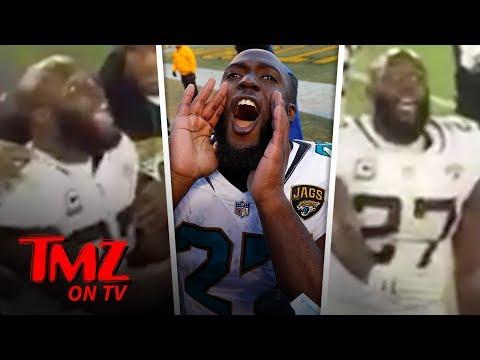 Jaguars Star Threatens Heckler During Game | TMZ TV