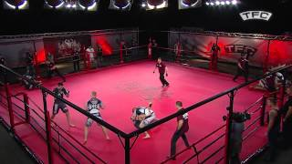 This is a short version video of the Fight 5 of the TFC Event 3 Peak Submission (NYC, USA) vs Barbarians FT (St Petersburg, Russia) The full version videos are ...