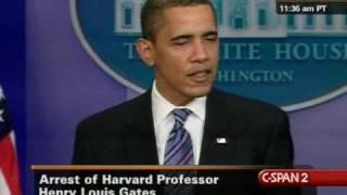 Cambridge (MA) United States  city photos gallery : Pres. Obama Remarks on Cambridge, MA Police Controversy