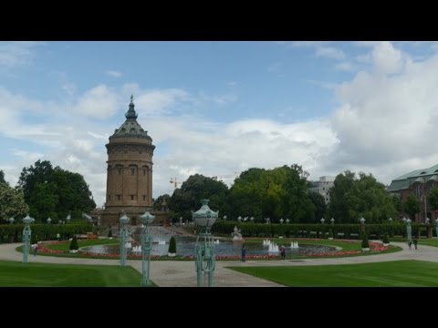 Quadratisch, praktisch -  Mannheim (Dokumentation) (documentary with English subtitles)