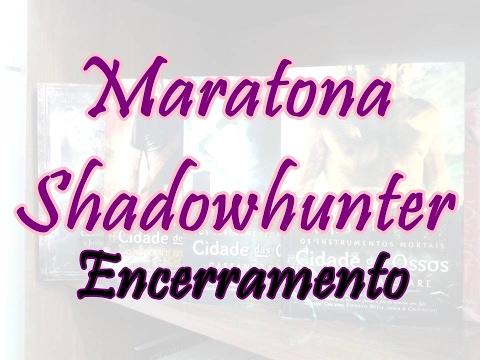 Maratona Shadowhunter: Encerramento (+ Novidade) | Um Livro e Só