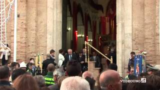 Irsina - fest di sant'eufemia 2014 -cattedrale - YouTube