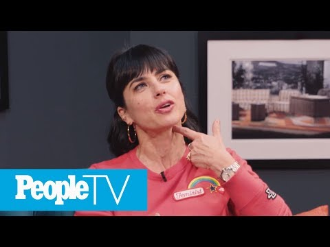 Constance Zimmer Relives Her 'S.H.I.E.L.D.' Death | PeopleTV | Entertainment Weekly