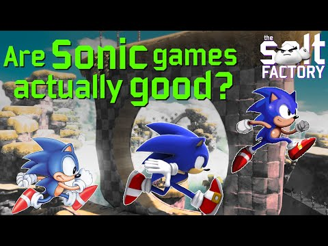 Are Sonic games actually good? - A beginner's perspective on Sonic the Hedgehog