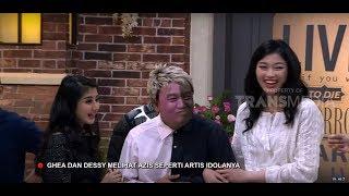 Video MIMPI APA, Azis Diperebutkan Dessy JKT48 dan Ghea Youbi | OPERA VAN JAVA (08/12/18) Part 2 MP3, 3GP, MP4, WEBM, AVI, FLV Januari 2019