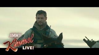 Video Chris Hemsworth's Trouble with a Horse MP3, 3GP, MP4, WEBM, AVI, FLV Juli 2018