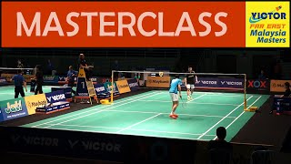 Video LEE Chong Wei Giving Young Player a Masterclass in Badminton | Malaysia Masters 2016 MP3, 3GP, MP4, WEBM, AVI, FLV November 2018