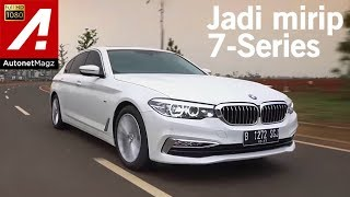 Video BMW 530i 2017 Review and Test Drive by AutonetMagz MP3, 3GP, MP4, WEBM, AVI, FLV Oktober 2017