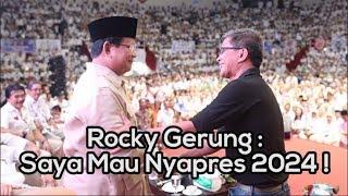 Video Pidato Rocky Gerung dalam acara Deklarasi Nasional Alumni Perguruan Tinggi Seluruh Indonesia MP3, 3GP, MP4, WEBM, AVI, FLV Maret 2019
